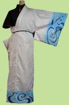 他の写真1: 男性キャラクターの雰囲気を出したい女性の為の男装用着物風の型紙 レディース