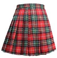 【無料】20本プリーツスカートの型紙ウエスト67cm