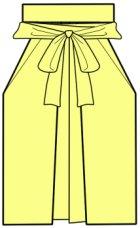 他の写真1: 巫女キャラクターのコスプレに コスプレ用緋袴(スカートタイプ)の型紙 レディース
