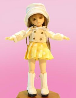 画像2: プリーツスカートの型紙