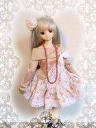 他の写真3: DD M胸(DDII,III)、SD、SD13女の子用裏地つきのギャザースカート