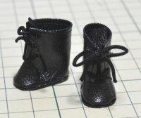 【無料】オビツ11用ブーツの型紙