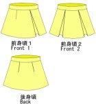 他の写真3: SD女の子用 ボックスプリーツスカートの型紙