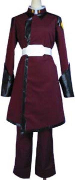 画像1: 【無料】ガンダムザフト軍風上着の型紙