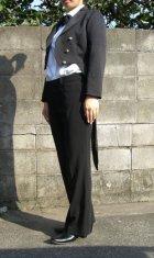 他の写真2: 女性用燕尾服の型紙 レディース