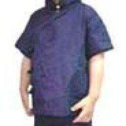 画像1: 【無料】90サイズチャイナ風シャツの型紙