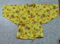 【無料】子供用甚平型紙 70・90サイズ