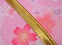金色銀色パイピングテープ 5m巻き