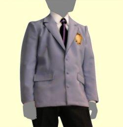 画像1: テーラードジャケットの型紙 メンズ
