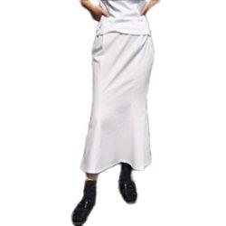 画像1: 【無料】マーメードラインのスカートの型紙