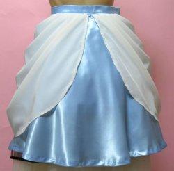 画像1: 【無料】オーバースカートの型紙
