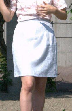 画像1: 【無料】タイトスカートの型紙 ウエスト65〜68cm位の人向け