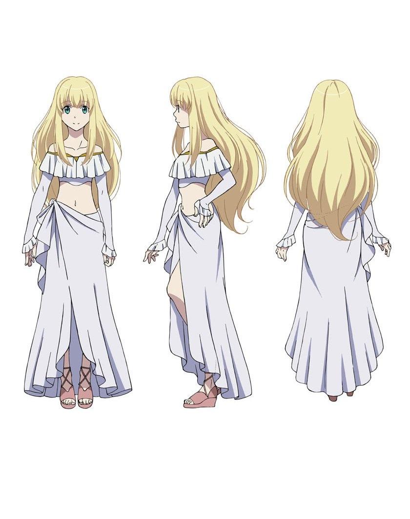 アルドノア・ゼロ  アセイラム姫部屋着衣装作成についてのご質問