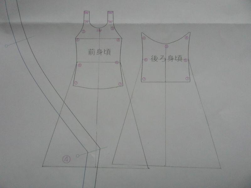血界戦線 ED衣装 ホワイト