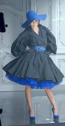 安室奈美恵さん衣装 BLACK & BLUE