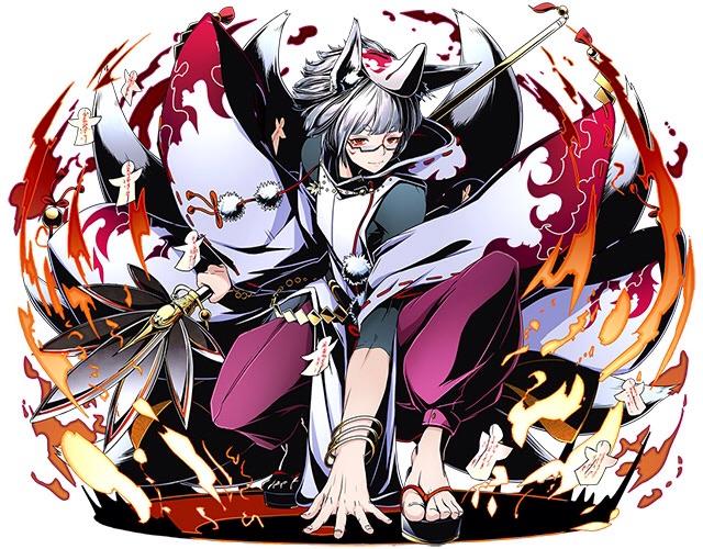 Divine Gate 神主狐ヤシロの衣装について