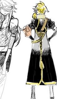 刀剣乱舞 獅子王の衣装について