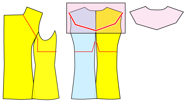 ロスアンジュの衣装
