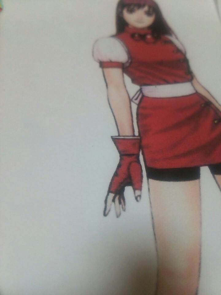 手首部分の広がった手袋への改造