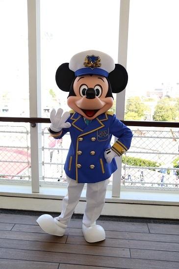 ミッキーマウスの衣装