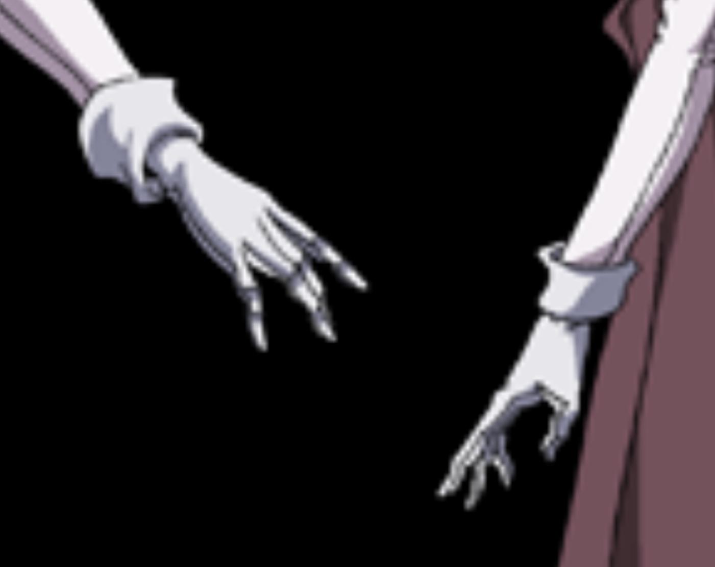 手首部分が広がっている(くしゃくしゃしている)手袋について
