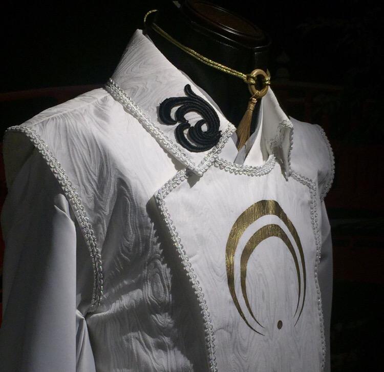 ジャケットの襟の改造