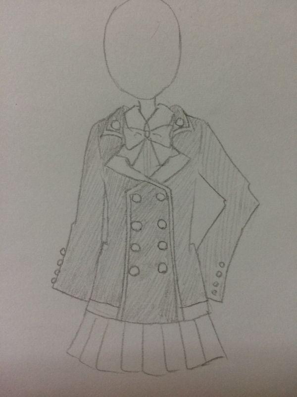 テーラードジャケットの襟改造とラインの入れ方・縫い方について