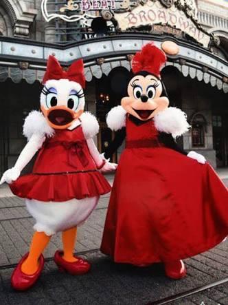 BBB ミニー 赤ドレスの型紙について