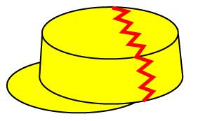 軍帽の型紙について