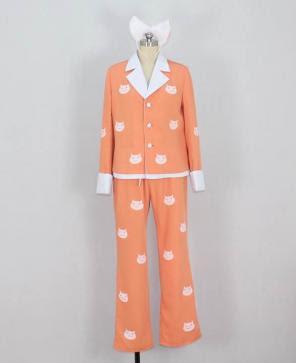 化物語、羽川翼のパジャマについて