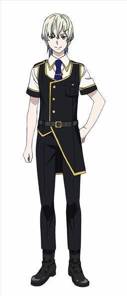 KING OF PRISM シュワルツローズ制服について