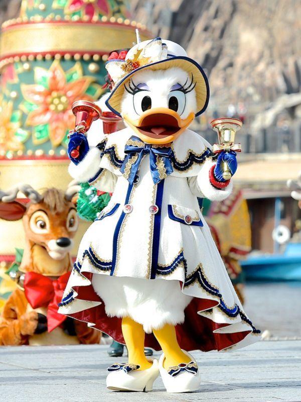 イッツクリスマス・タイム デイジー衣装