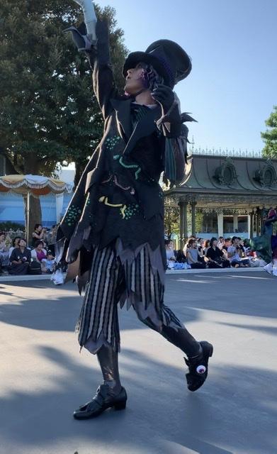 【ディズニー】スプーキーBOOダンサー衣装について