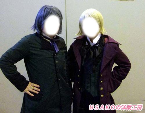 黒執事/シエル 投稿者:ユキミ様