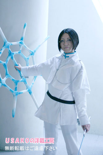 BLEACH/石田雨竜 投稿者:桐崎かずい様