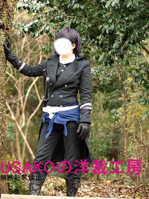 薄桜鬼/斉藤一・洋装 投稿者:○KA様