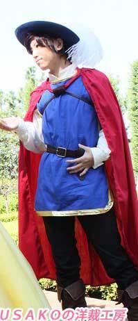 白雪姫の王子 投稿者:櫻斗様