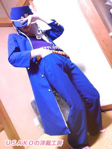 ジョジョの奇妙な冒険 第3部/空条承太郎 投稿者:蛙吉様