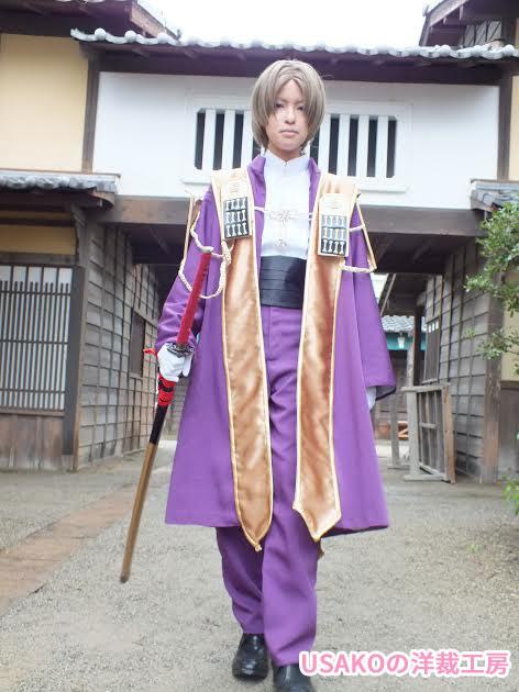 刀剣乱舞/へしきり長谷部 投稿者:きかいや様