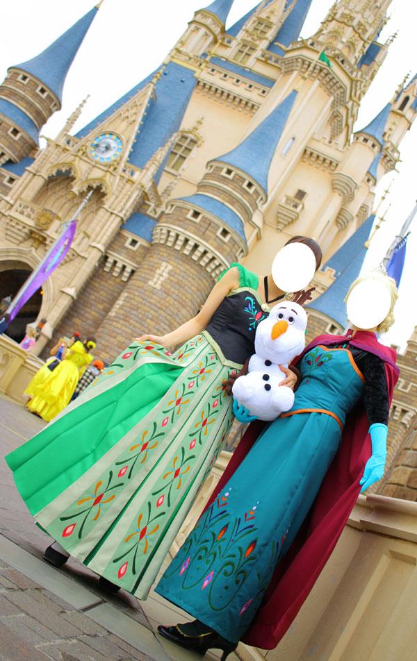 アナと雪の女王/アナ 投稿者:篠原様