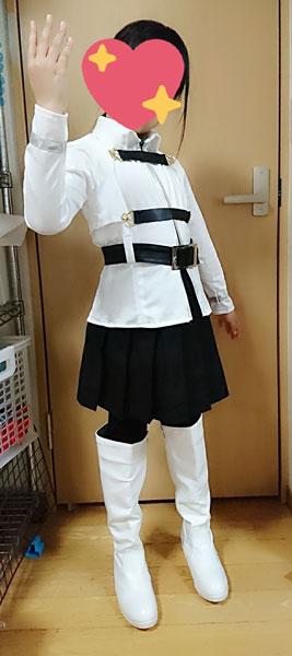 Fate/grand order/女マスター 投稿者:エリザベス様
