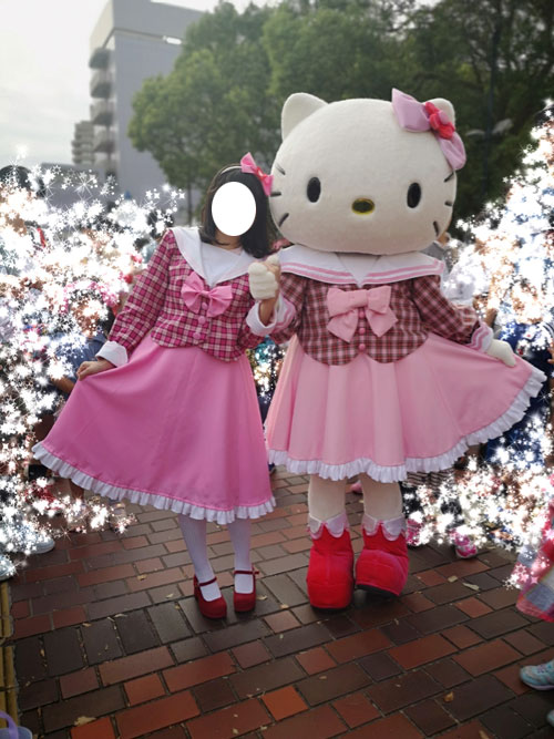 Hello Kitty Dream Revue ONE/キティ・ホワイト 投稿者:うっきー様