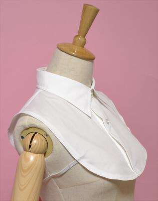 付け襟の型紙